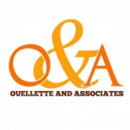 Ouellette and Associates square logo
